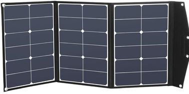 Durable  Solar Panel Charging Station 60W Mono Cell High Efficiency